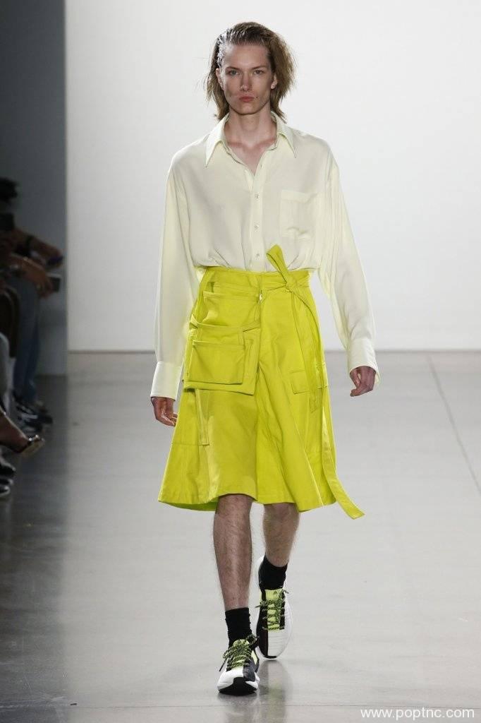 2019春夏 Matthew Adams Dolan-POP花型网