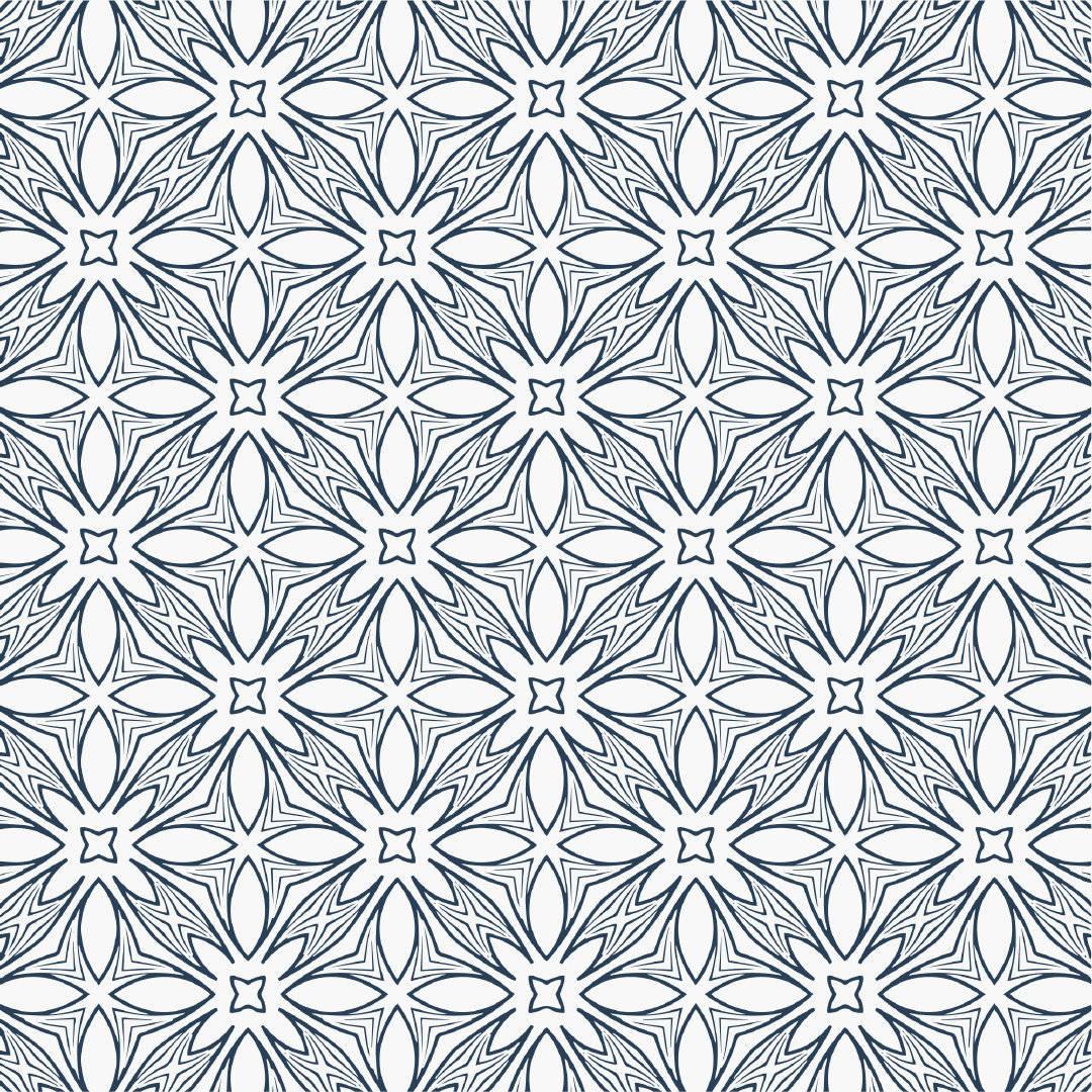 几何拼接数码印花矢量图热转印花型源文件-POP花型网