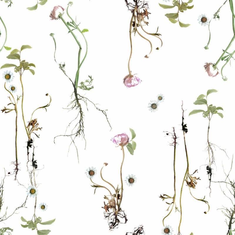 植物花卉矢量图数码印花源文件-POP花型网