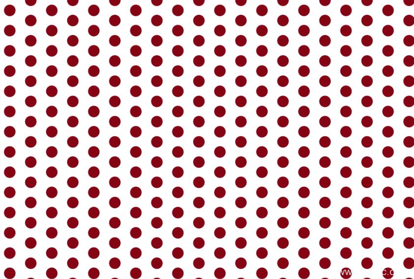 红色圆点纺织水印数码印花矢量图金昌分色稿源文件-POP花型网