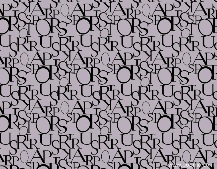 字母拼接纺织面料水印数码印花矢量图金昌分色稿源文件-POP花型网