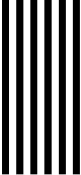 黑白条子纺织面料印花花型矢量图金昌花型源文件-POP花型网