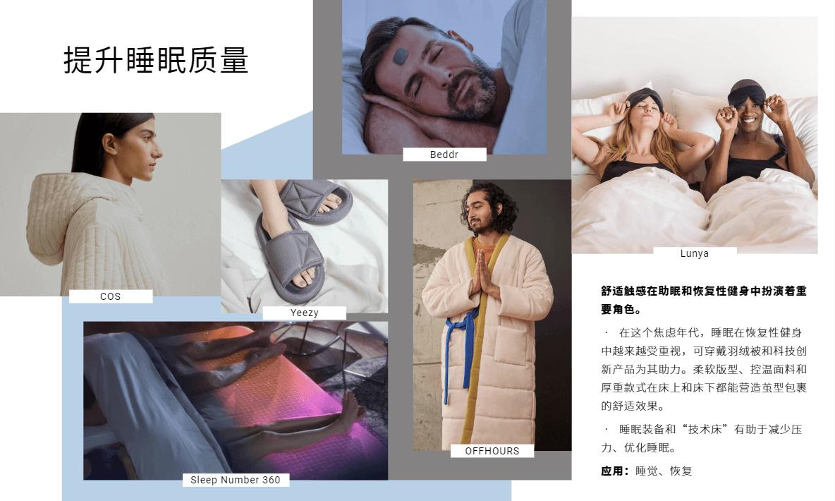 2020、21年秋冬运动风格趋势概念:贴心舒适-POP花型网