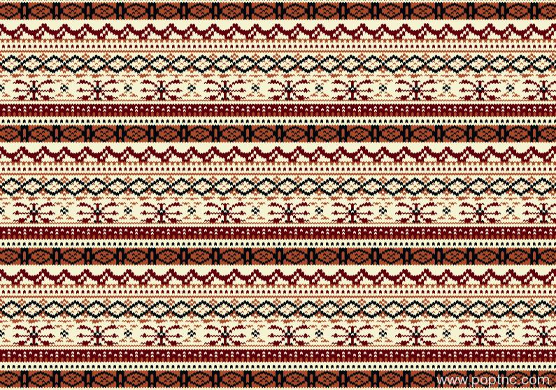 几何马赛克图案拼接矢量图纺织面料水印数码印花图案金昌分色稿源文件A2672-2-POP花型网