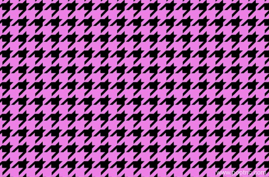 新款几何千鸟格纺织面料水印数码印花矢量图a2690-POP花型网