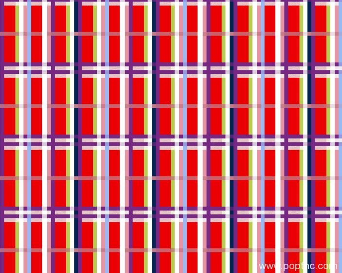 新款格子印花图案纺织面料印花矢量图金昌格式a2723-4-POP花型网