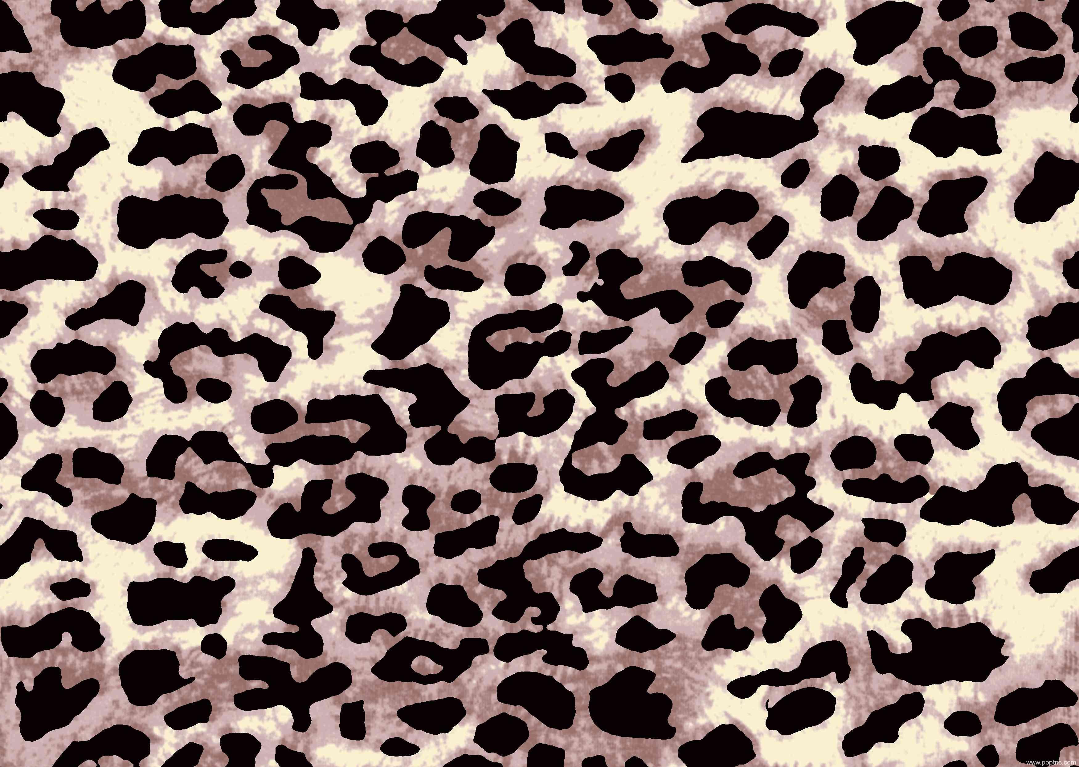 服装纺织几何豹纹矢量图水印数码印花金昌格式源文件A2757-POP花型网