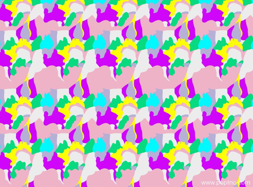 几何多彩图案拼接印花矢量图水印数码印花金昌格式分色稿a2755-1-POP花型网