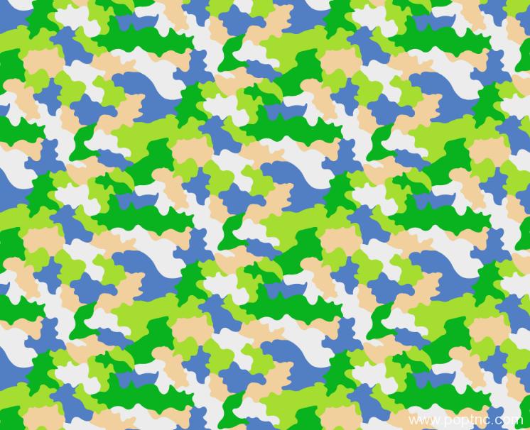 多彩几何图案拼接纺织面料印花图案迷彩花纹金昌格式源文件a2762-2-POP花型网