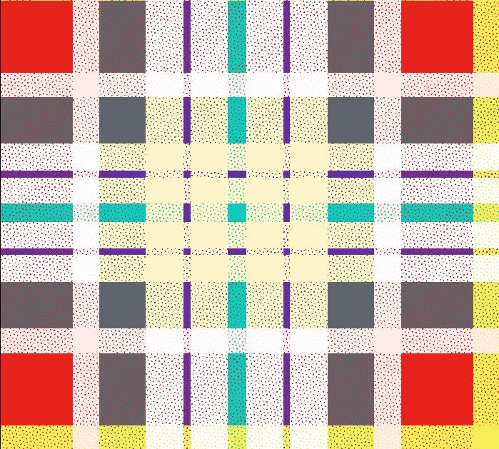 几何格子点子拼接矢量图服装纺织面料水印数码印花金昌花型素材-POP花型网