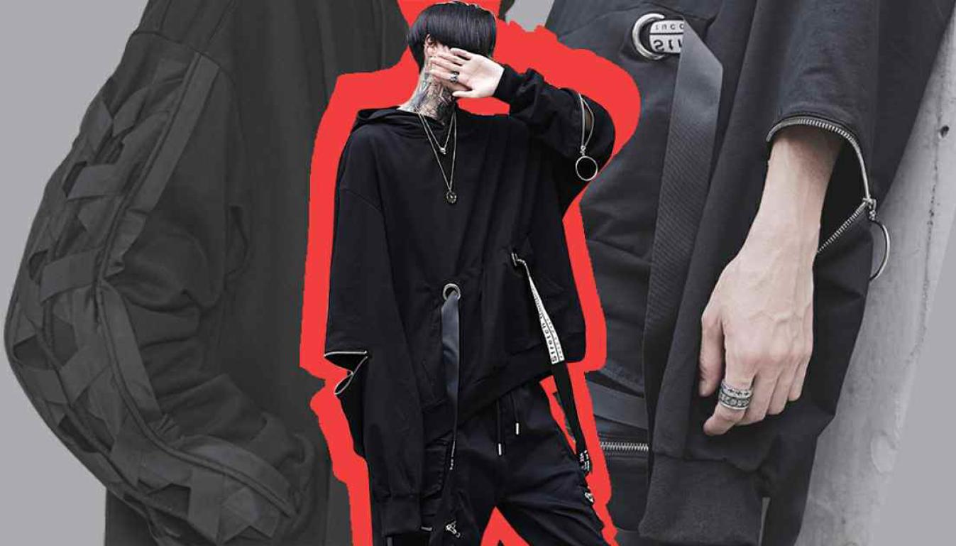 2020春夏男装细节工艺趋势预测创意卫衣细节-POP花型网