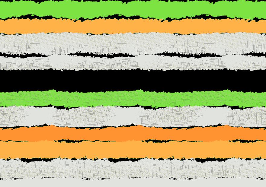 多彩几何条子矢量图服装纺织面料水印数码印花金昌花型素材-POP花型网