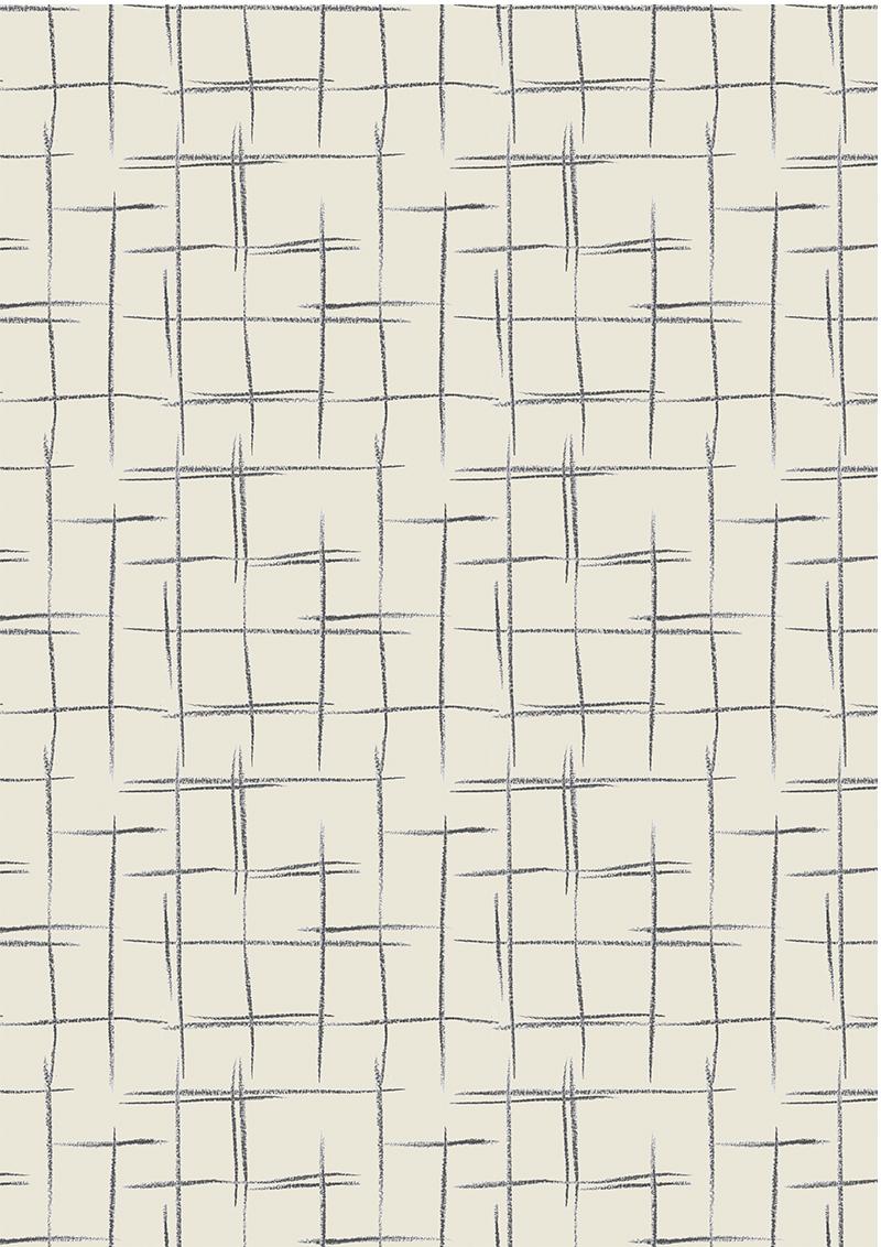 黑灰几何条子拼接矢量图服装纺织面料数码印花花型素材-POP花型网