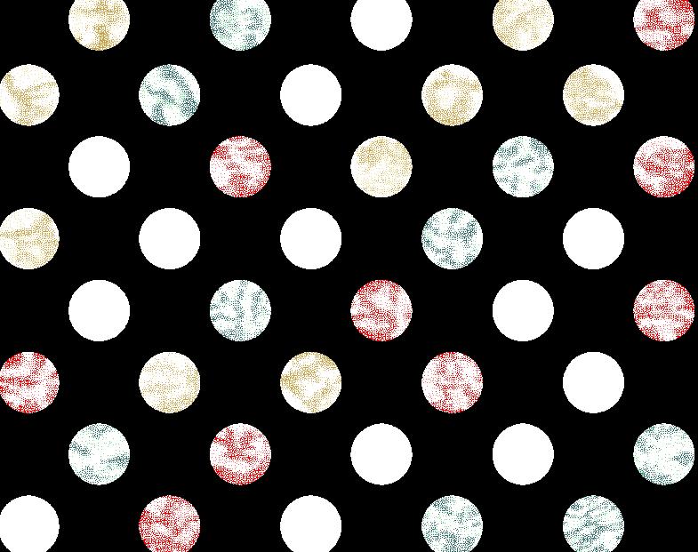 多彩几何圆点图案拼接矢量图服装纺织面料水印数码印花金昌花型素材-POP花型网