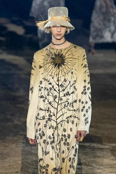 2020春夏女装流行趋势 印花图案分析-POP花型网