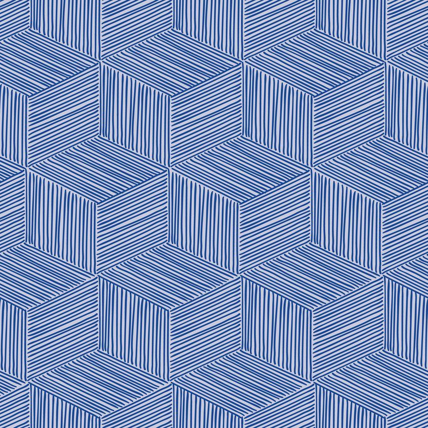 几何条纹图案马赛克花纹印花矢量图服装纺织面料数码印花花型素材-POP花型网