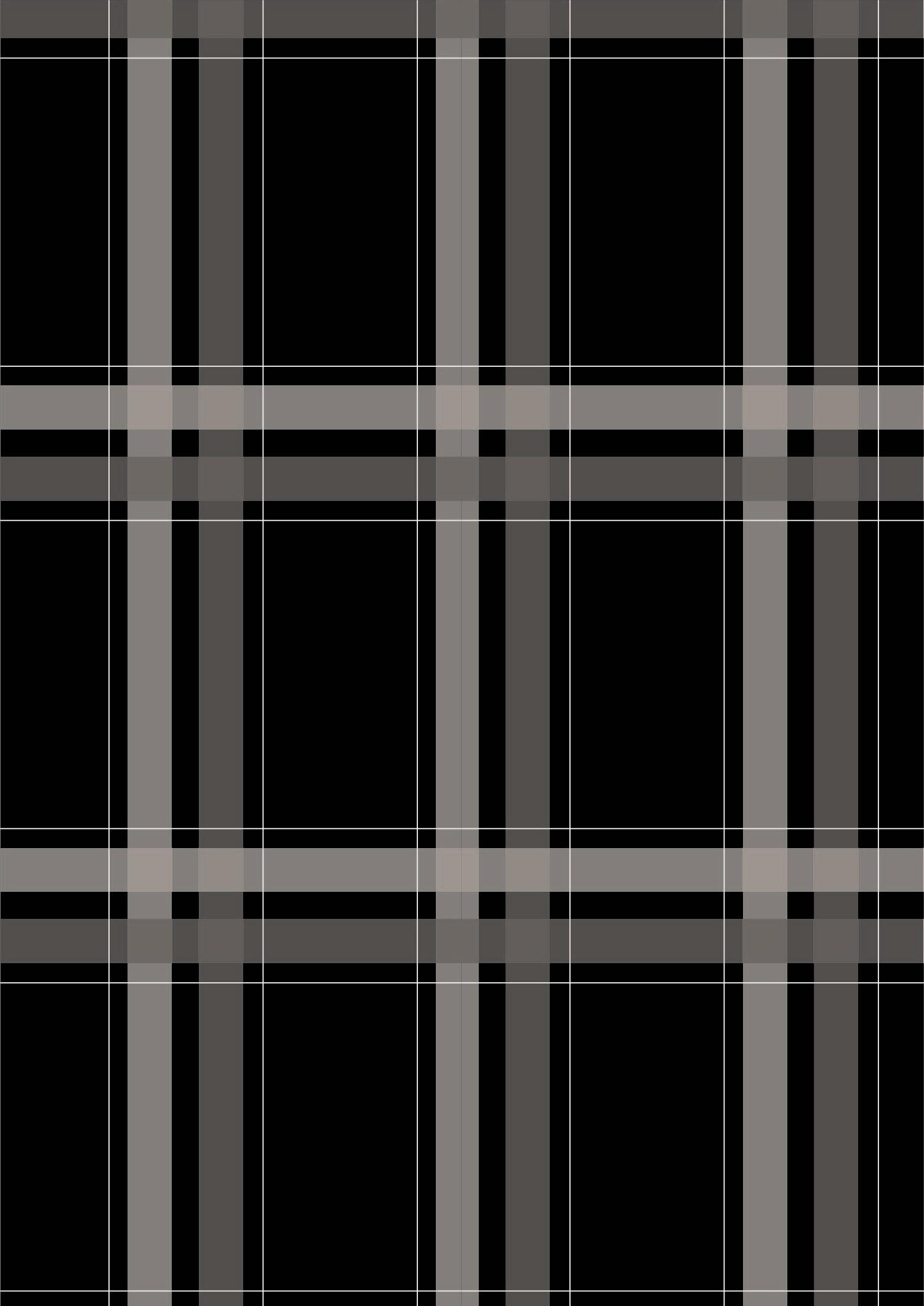 几何黑色格子拼接印花矢量图服装纺织面料数码印花花型素材-POP花型网