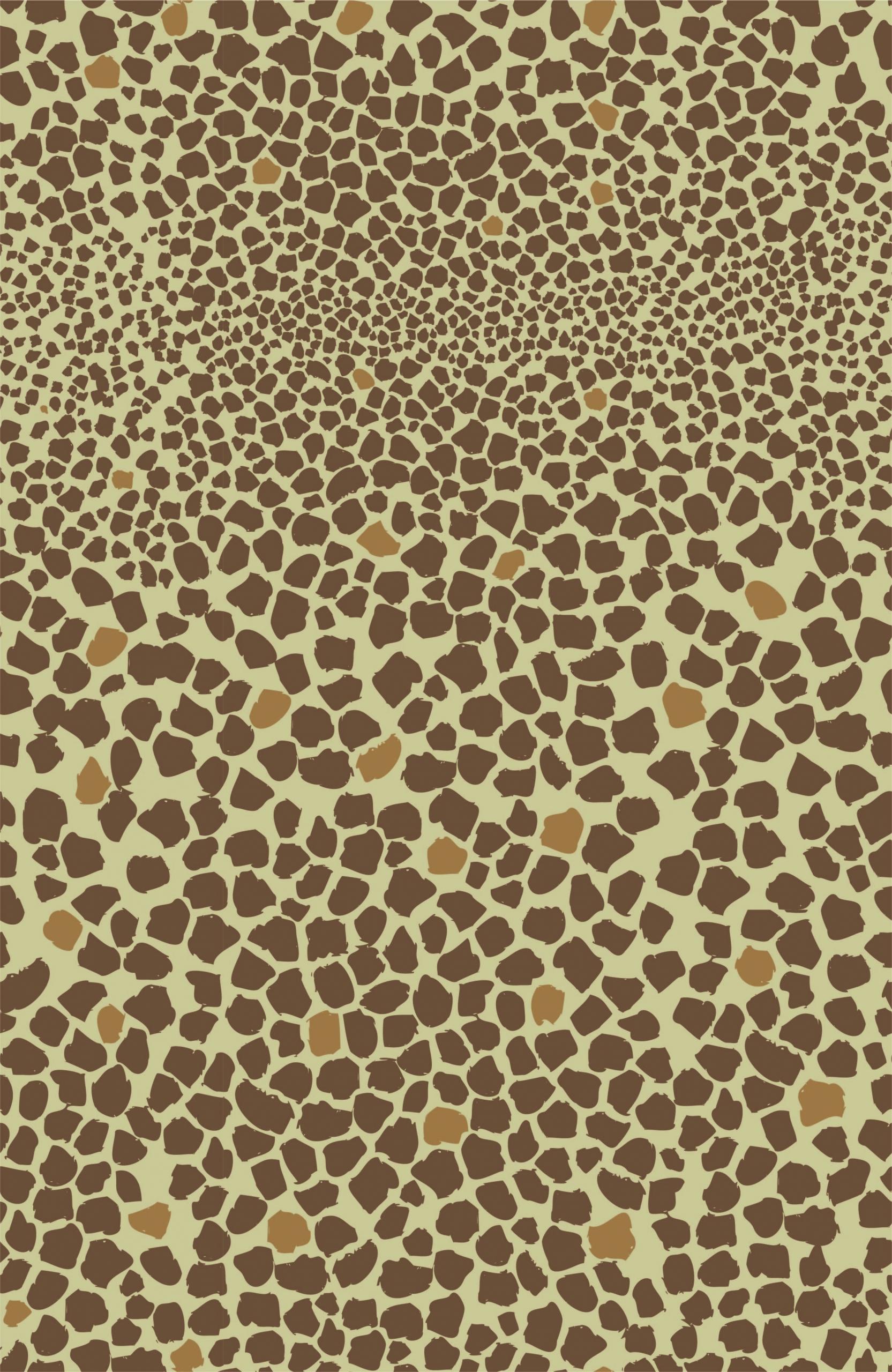 几何图案拼接豹纹印花矢量图服装纺织面料数码印花花型素材-POP花型网