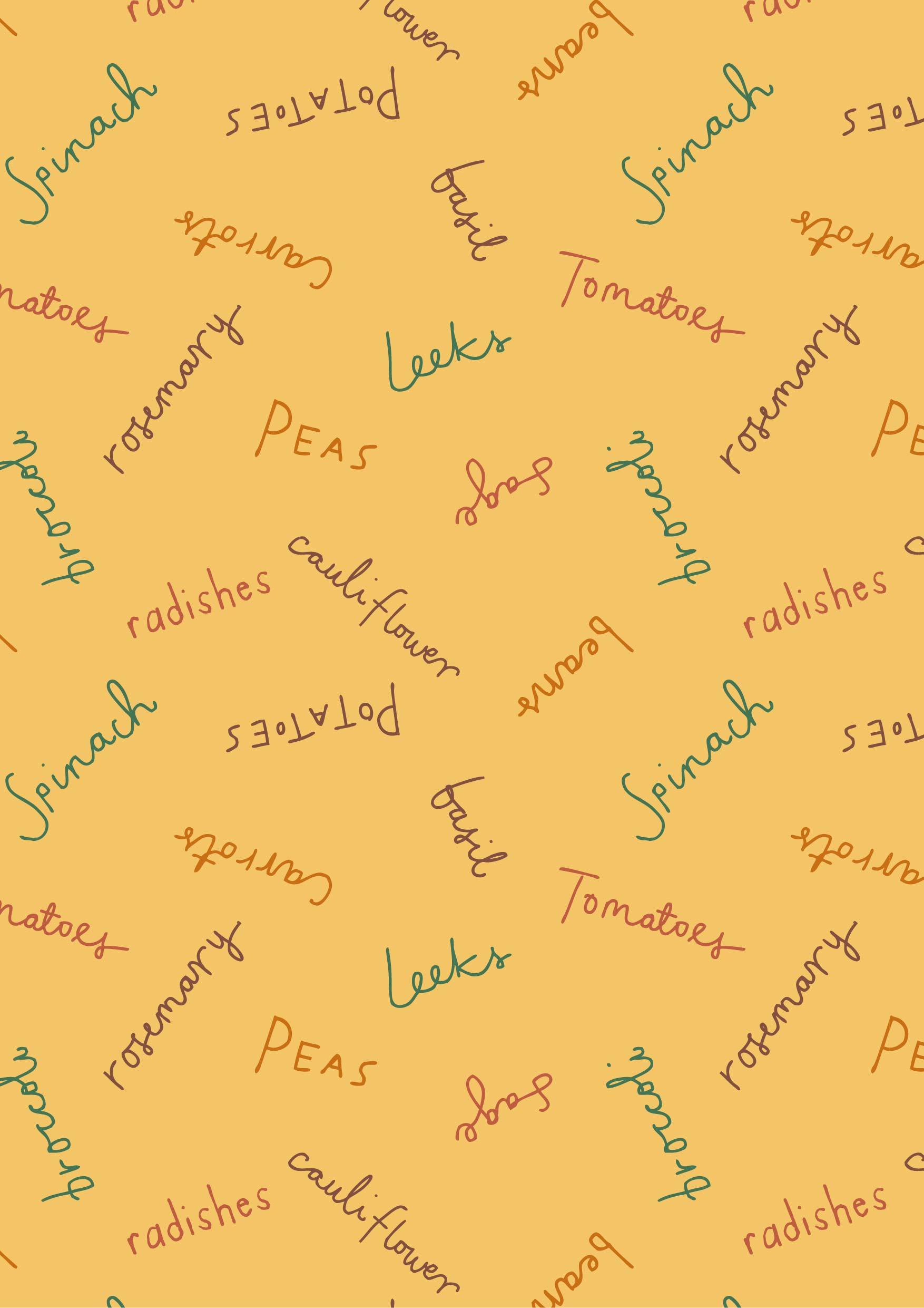 英文字母拼接印花矢量图服装纺织面料数码印花花型素材-POP花型网