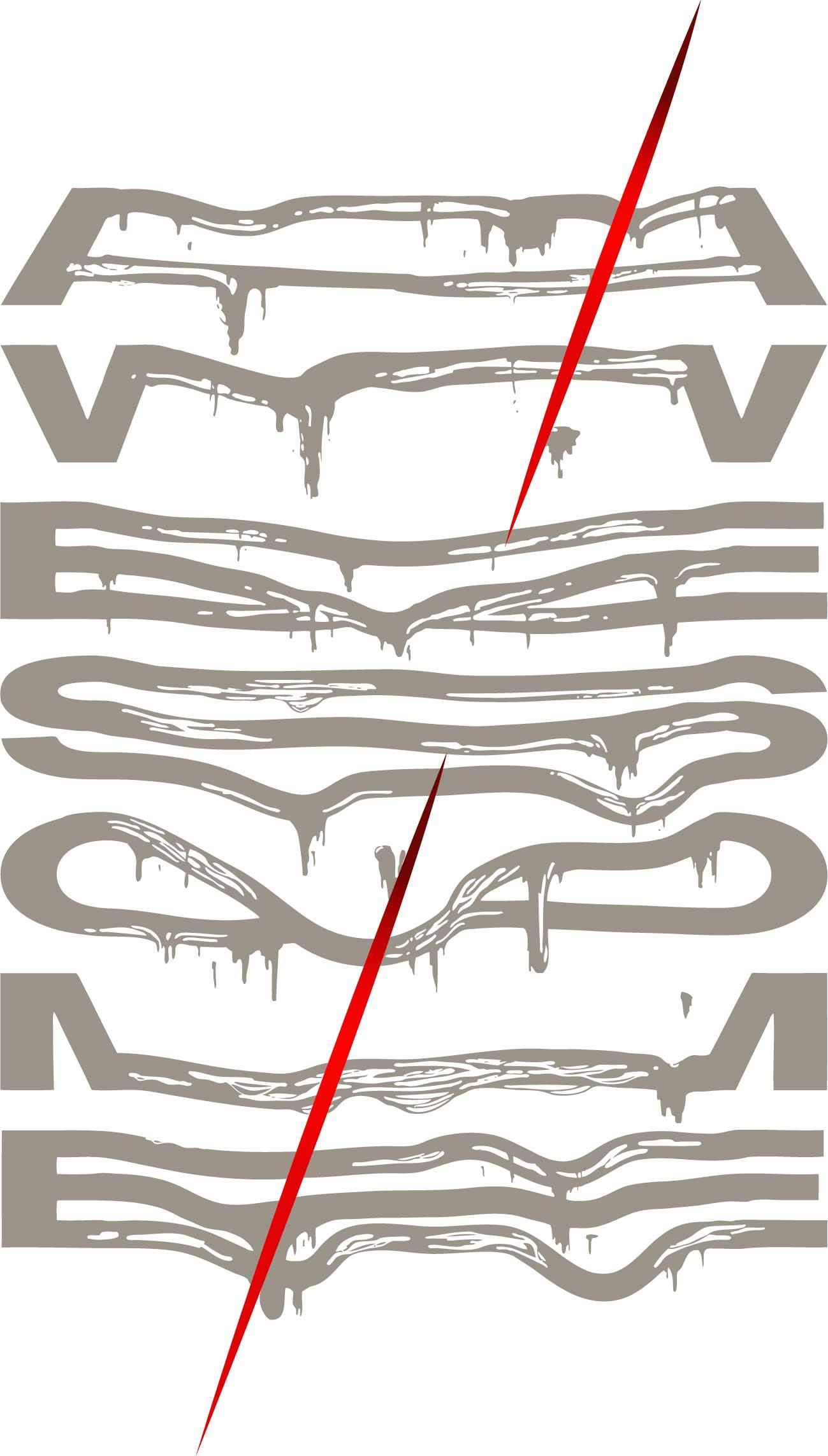 几何线条涂鸦印花矢量图服装裁片T恤烫图印花花型素材-POP花型网
