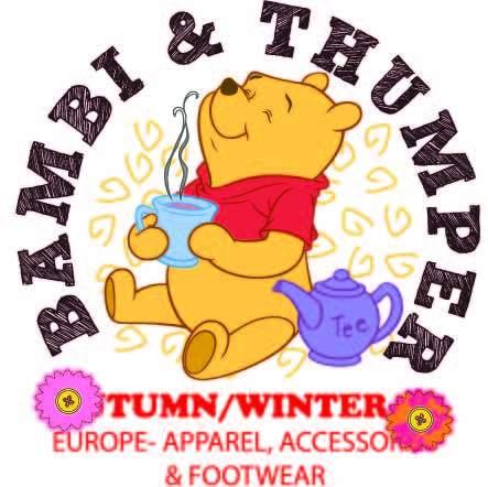 卡通动漫小熊维尼字母印花矢量图服装裁片T恤烫图印花花型素材-POP花型网