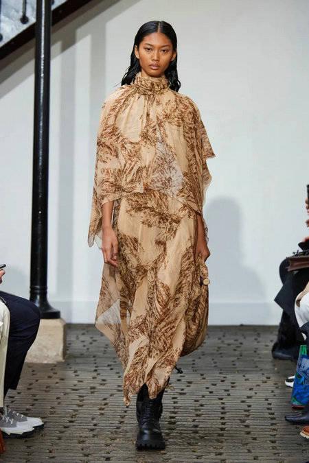 2020/21秋冬女装流行趋势 重点设计元素提炼-POP花型网