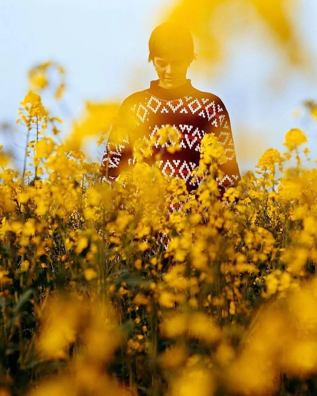 2020春夏男装针织趋势预测   乐观与奋进-POP花型网