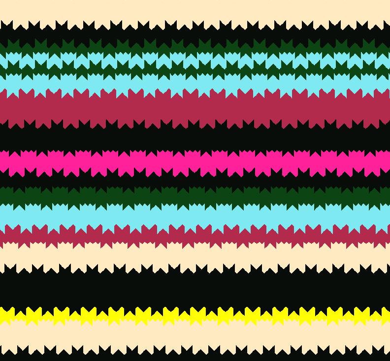 几何图案印花矢量图服装纺织面料水印数码印花金昌花型素材-POP花型网