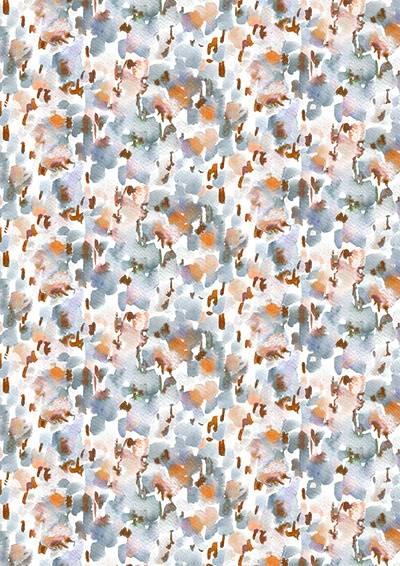 几何涂鸦印花矢量图服装纺织面料数码印花素材-POP花型网
