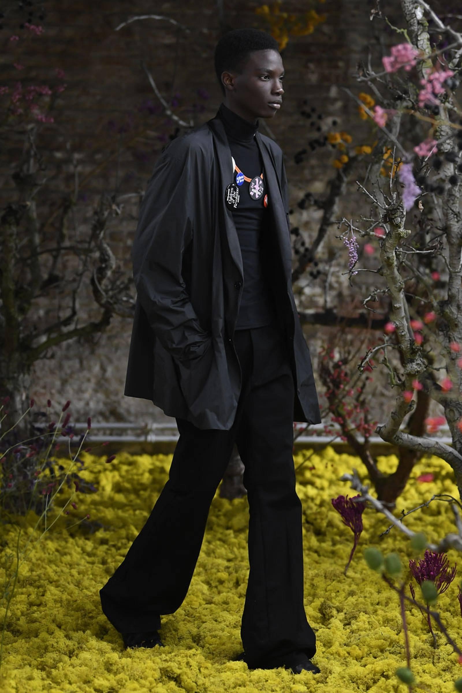 Raf Simons 2021 春夏系列正式发布-POP花型网