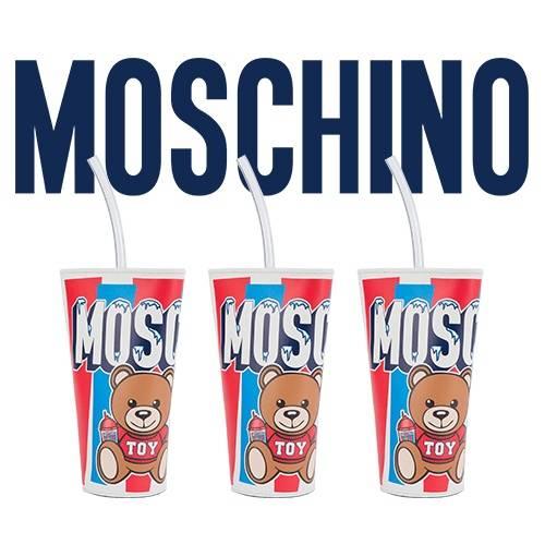 字母MOSCHINO饮料瓶潮牌印花矢量图服装裁片T恤烫图印花花型素材-POP花型网