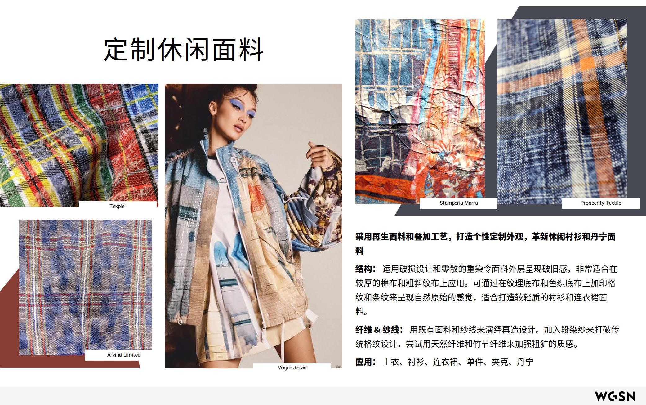 2021年春夏女士面料风格趋势概念:炫境-POP花型网