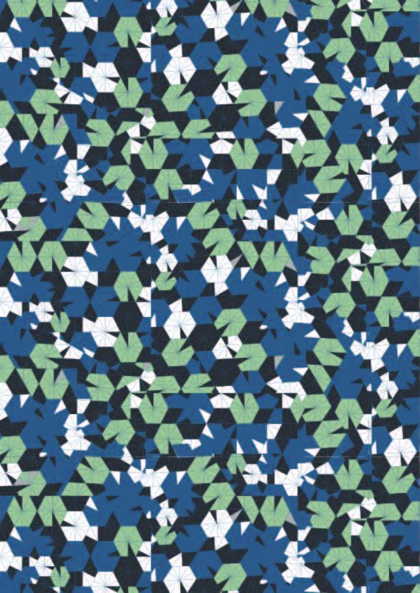 几何图案马赛克印花矢量图服装纺织数码印花花型素材-POP花型网