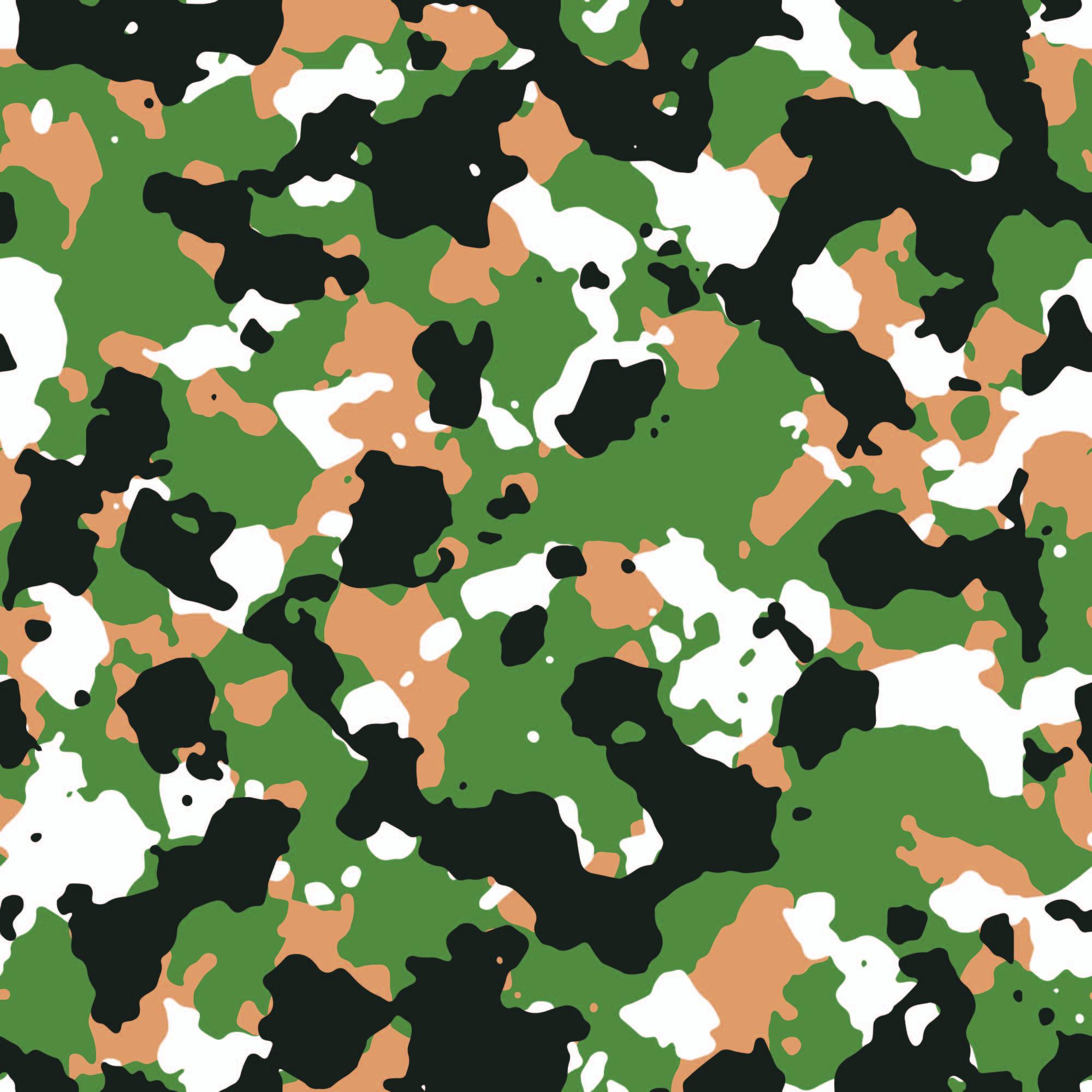 几何图案迷彩印花矢量图服装纺织数码印花花型素材-POP花型网