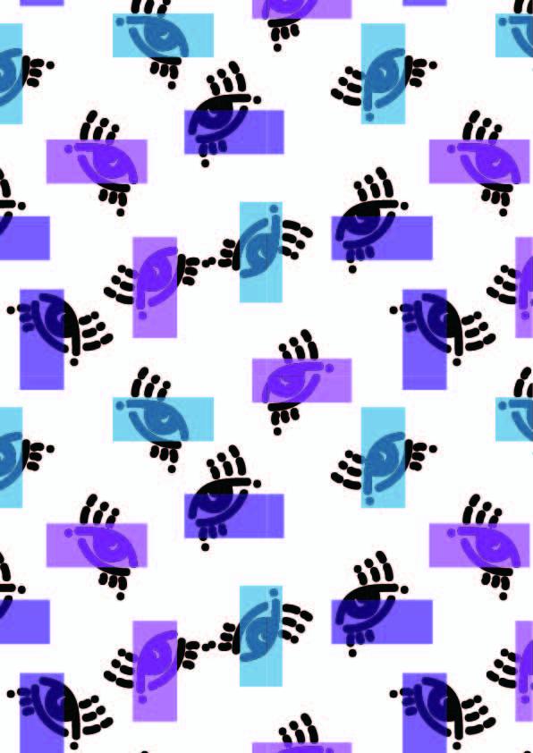 几何图案银镜花纹印花矢量图服装纺织数码印花花型素材-POP花型网