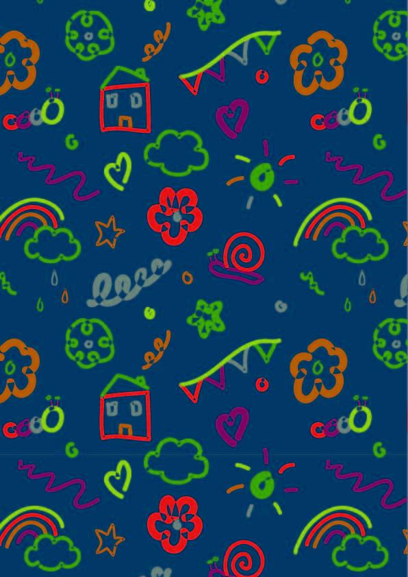 几何图案印花矢量图服装纺织数码印花花型素材-POP花型网