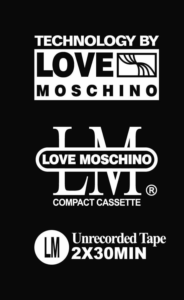 字母潮牌MOSCHINO印花矢量图服装裁片T恤烫图印花花型素材-POP花型网