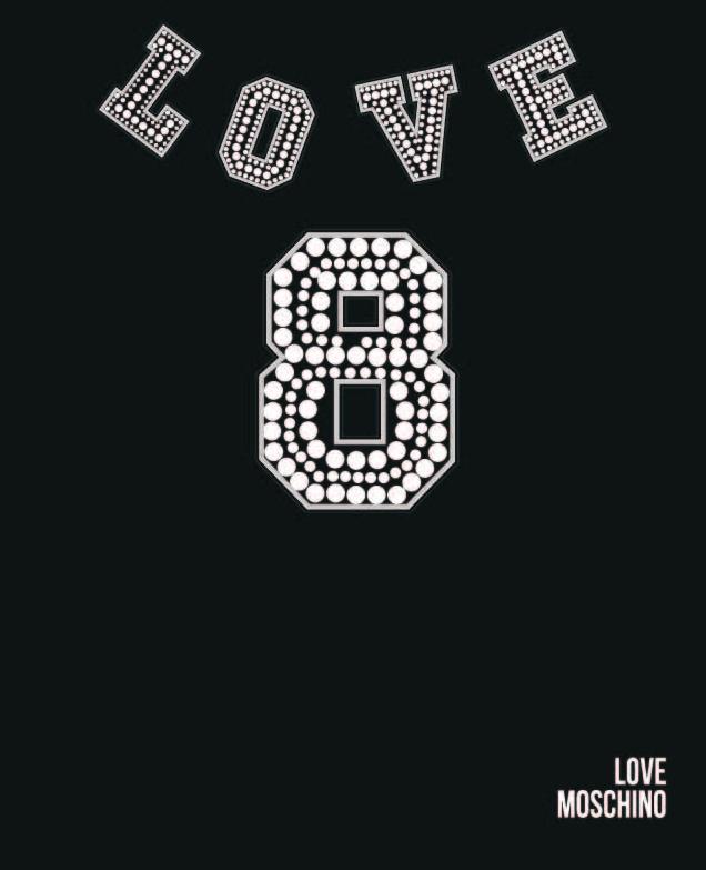 字母图案MOSCHINO潮牌印花矢量图服装裁片T恤烫图印花花型素材-POP花型网