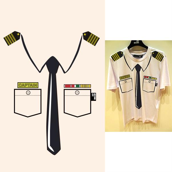 几何图案领带服装裁片T恤烫图数码印花花型素材-POP花型网