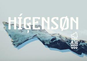 Higenson字体-POP花型网