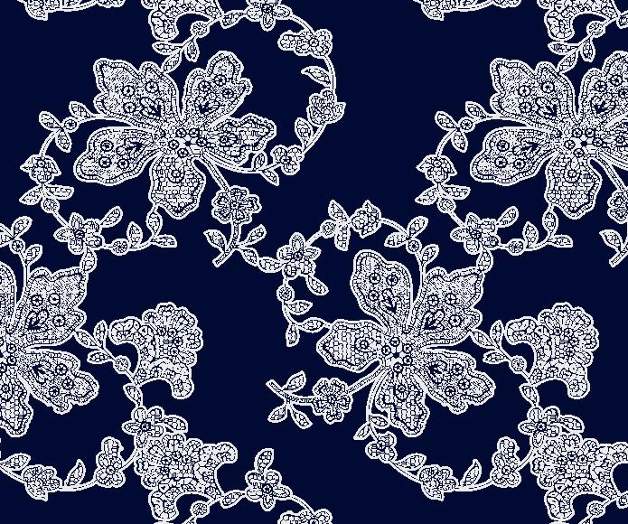 几何植物花纹金昌分色稿服装纺织水印数码印花花型素材-POP花型网