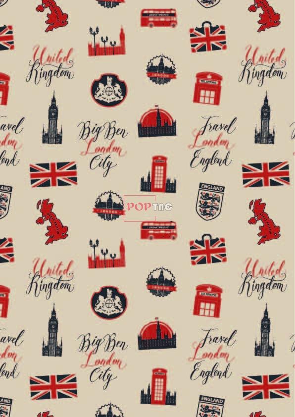 几何图案建筑国旗字母印花图案服装纺织数码印花花型素材-POP花型网