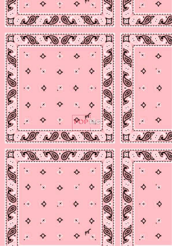 MSGM民族风佩里斯腰果花纹印花图案服装纺织数码印花花型素材-POP花型网