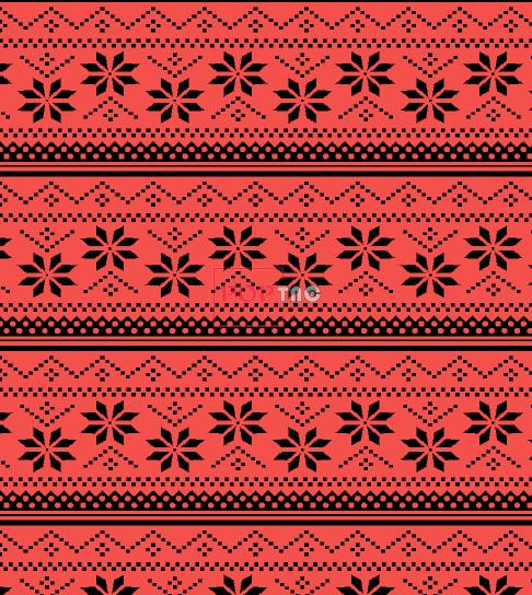 几何图案拼接民族风金昌印花图案服装纺织水印数码印花花型素材-POP花型网