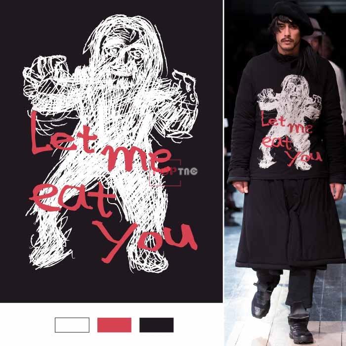 几何线条人物字母印花图案服装裁片T恤卫衣烫图印花花型素材-POP花型网