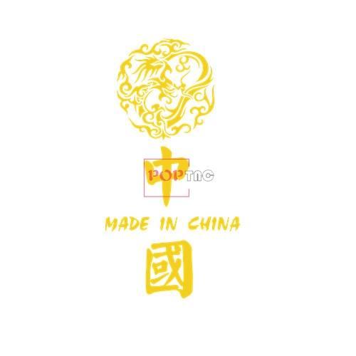 中国风花纹印花图案服装裁片T恤卫衣烫图印花花型素材-POP花型网