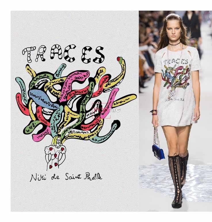 几何图案字母印花服装裁片T恤卫衣烫图印花服装裁片T恤卫衣烫图印花花型素材-POP花型网