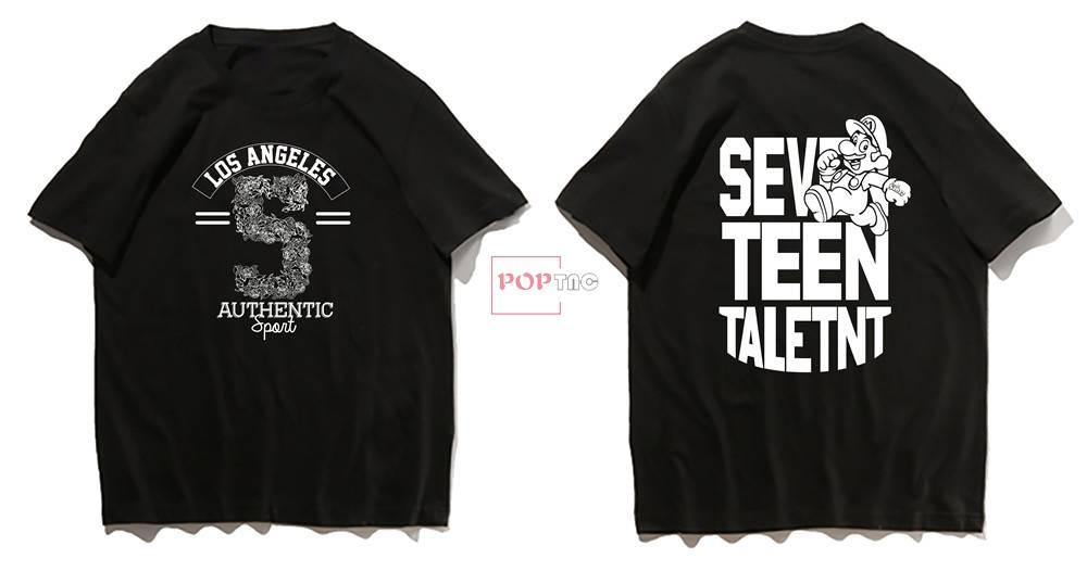 字母数字马里奥印花图案服装裁片T恤卫衣烫图印花花型素材-POP花型网
